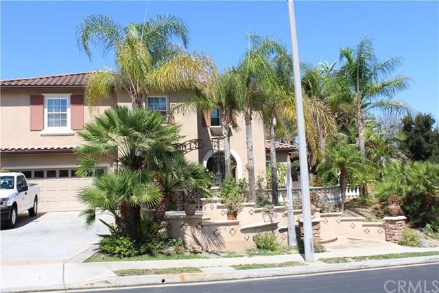 3270 Carriage House Drive, Chino Hills, CA 91709 (#TR18196771) :: Cal American Realty