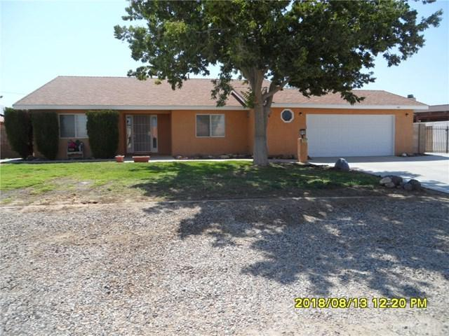 21512 Ives Drive, California City, CA 93505 (#CV18197403) :: RE/MAX Parkside Real Estate