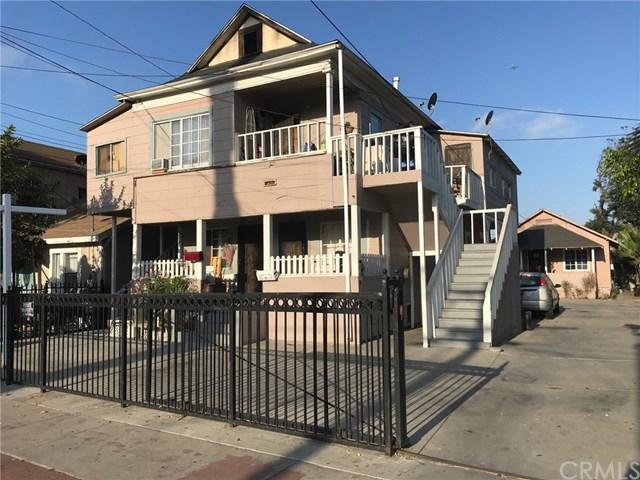 311 S Pecan Street, Los Angeles (City), CA 90033 (#DW18197539) :: RE/MAX Masters