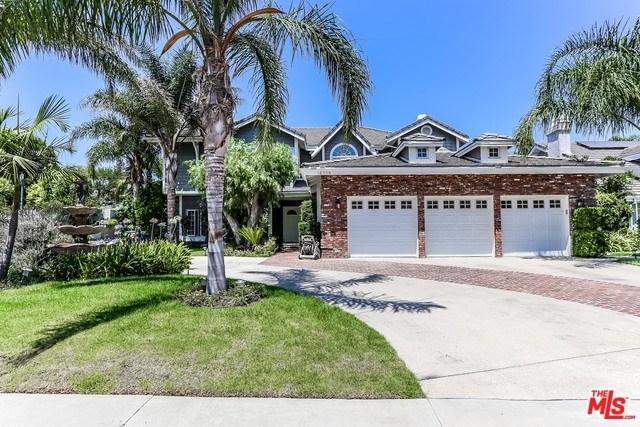 18779 Willowtree Lane, Northridge, CA 91326 (#18375492) :: Z Team OC Real Estate