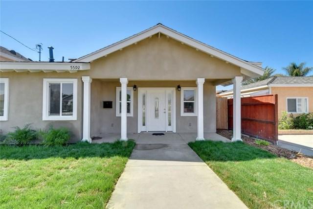 5592 Nelson Street, Cypress, CA 90630 (#PW18196527) :: Go Gabby