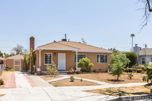 7912 Vantage Avenue, North Hollywood, CA 91605 (#SR18198428) :: The Darryl and JJ Jones Team