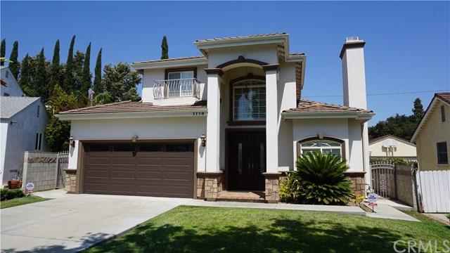 1110 Caesar Avenue, Pasadena, CA 91107 (#AR18198056) :: Mainstreet Realtors®