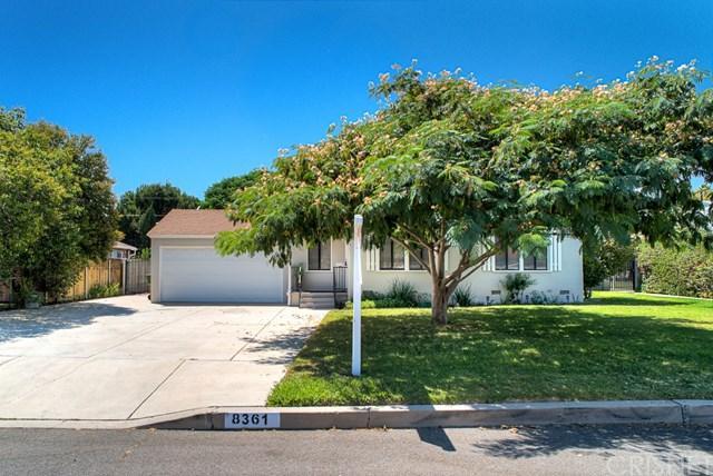 8361 Quartz Avenue, Winnetka, CA 91306 (#SR18198877) :: RE/MAX Masters