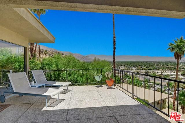 2118 Southridge Drive, Palm Springs, CA 92264 (#18376110) :: RE/MAX Masters