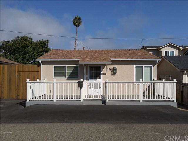315 Santa Fe Avenue, Pismo Beach, CA 93449 (#PI18198283) :: Pismo Beach Homes Team