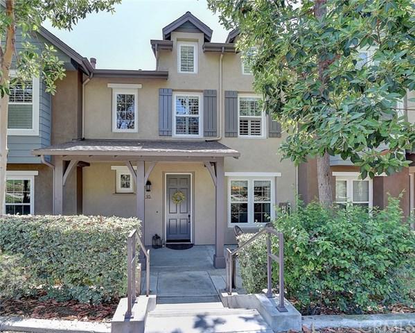 95 Orange Blossom Circle, Ladera Ranch, CA 92694 (#OC18199013) :: Doherty Real Estate Group
