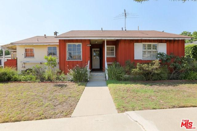 11205 Woolford Street, Culver City, CA 90230 (#18376128) :: Team Tami