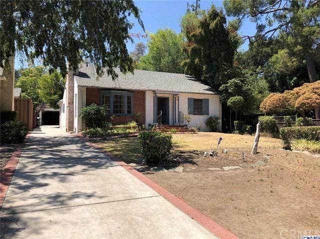 1137 Linda Vista Avenue, Pasadena, CA 91103 (#318003240) :: Mainstreet Realtors®