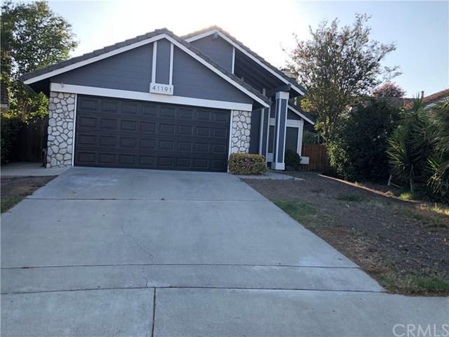 41191 Cardinal Flower Drive, Murrieta, CA 92562 (#SW18199375) :: Kim Meeker Realty Group