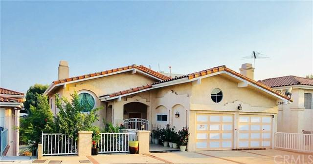 1261 Big Canyon Place, San Pedro, CA 90732 (#RS18197148) :: Barnett Renderos