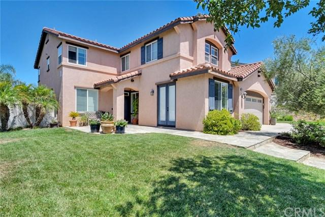 10219 Via Pescadero, Moreno Valley, CA 92557 (#IV18199567) :: Keller Williams Temecula / Riverside / Norco