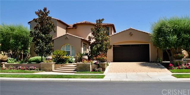 3970 Prado Del Trigo, Calabasas, CA 91302 (#SR18198746) :: Z Team OC Real Estate