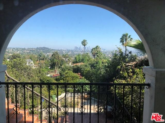 2500 Glendower Avenue, Los Angeles (City), CA 90027 (#18376404) :: RE/MAX Masters