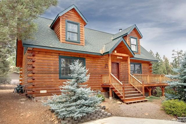 1011 Whispering Forest Drive, Big Bear, CA 92314 (#PW18199827) :: The Darryl and JJ Jones Team