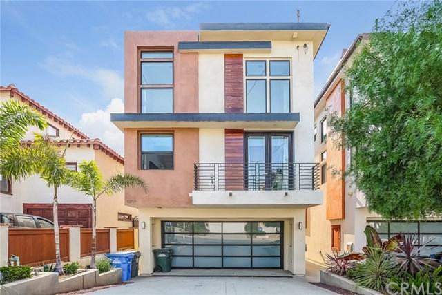 1707 Reed Street, Redondo Beach, CA 90278 (#SB18199095) :: Go Gabby