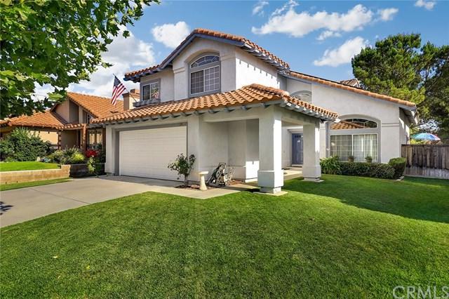 25293 Via Las Lomas, Murrieta, CA 92562 (#SW18199768) :: Impact Real Estate