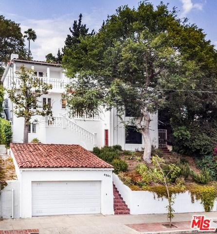 4201 Tracy Street, Los Angeles (City), CA 90027 (#18376524) :: RE/MAX Masters