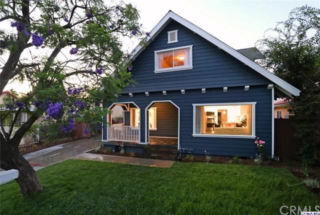 1963 Casa Grande Street, Pasadena, CA 91104 (#318003307) :: Mainstreet Realtors®
