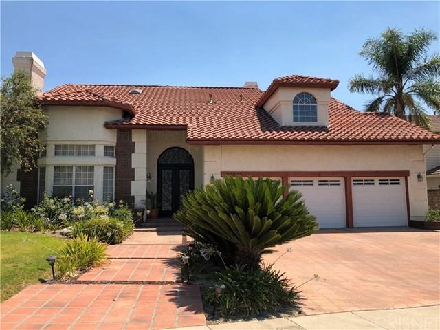 17600 Bryan Place, Granada Hills, CA 91344 (#SR18200002) :: Z Team OC Real Estate