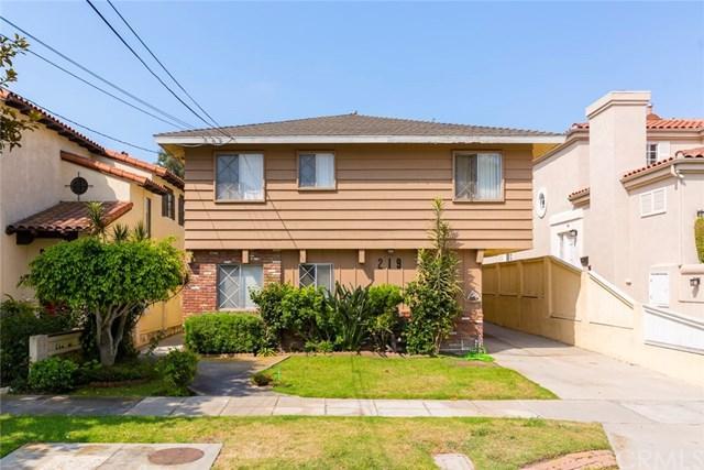 219 N Irena Avenue, Redondo Beach, CA 90277 (#SB18196118) :: Barnett Renderos