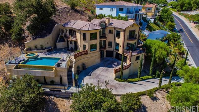 322 Bell Canyon Road, Bell Canyon, CA 91307 (#SR18197718) :: RE/MAX Empire Properties