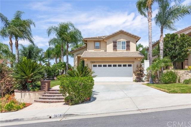 7639 E Big Canyon Drive, Anaheim Hills, CA 92808 (#OC18199524) :: The Darryl and JJ Jones Team
