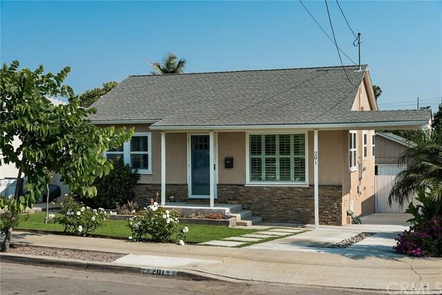 201 W Sycamore Avenue, El Segundo, CA 90245 (#SB18194580) :: Go Gabby