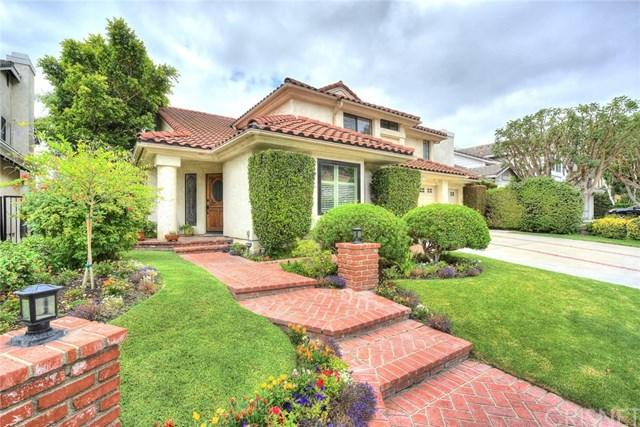 23964 Strathern Street, West Hills, CA 91304 (#SR18200457) :: Z Team OC Real Estate