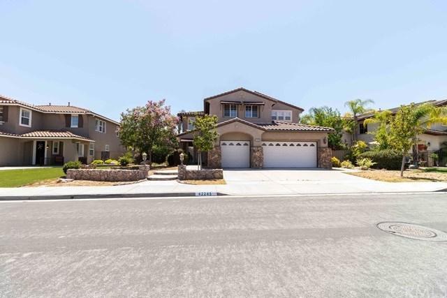 42245 Wildwood Lane, Murrieta, CA 92562 (#MD18200772) :: The DeBonis Team