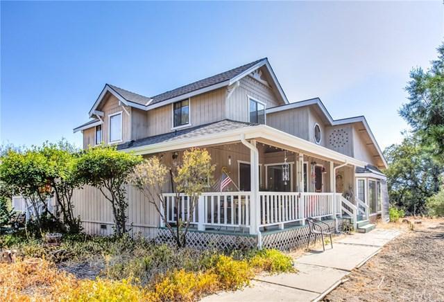40440 Indian Springs Court, Oakhurst, CA 93644 (#FR18200851) :: Team Tami