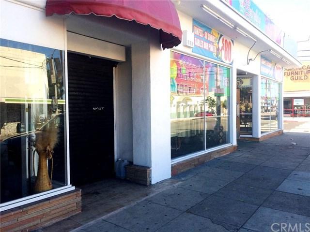 1209 S Pacific Avenue, San Pedro, CA 90731 (#PV18200142) :: Millman Team