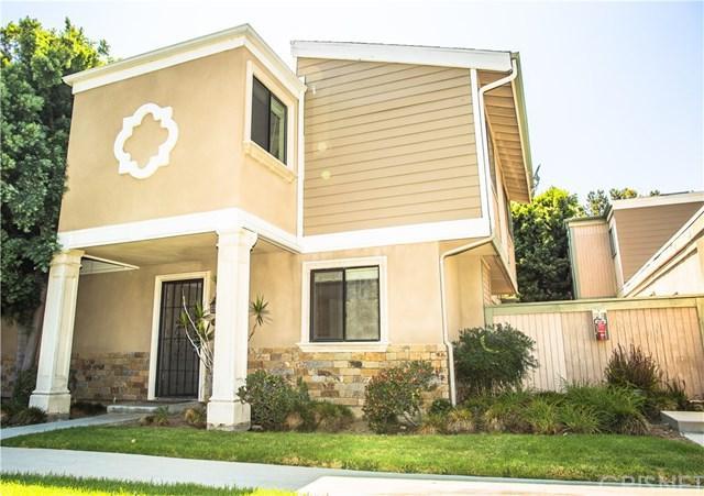 10750 Woodley Avenue #6, Granada Hills, CA 91344 (#SR18200974) :: Z Team OC Real Estate