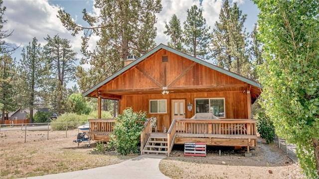 154 W North Shore Dr, Big Bear, CA 92314 (#CV18201025) :: Z Team OC Real Estate