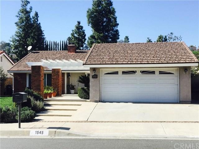 1545 Meadow Glen Road, Diamond Bar, CA 91765 (#OC18200401) :: Z Team OC Real Estate