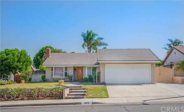 1805 Avenida Monte Vista, San Dimas, CA 91773 (#CV18200839) :: The Darryl and JJ Jones Team