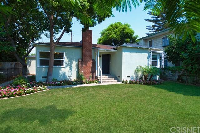 3911 W Verdugo Avenue, Burbank, CA 91505 (#SR18200944) :: RE/MAX Masters