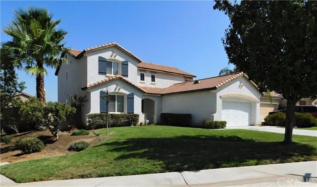 28342 Crestwood Street, Menifee, CA 92585 (#OC18200640) :: Impact Real Estate