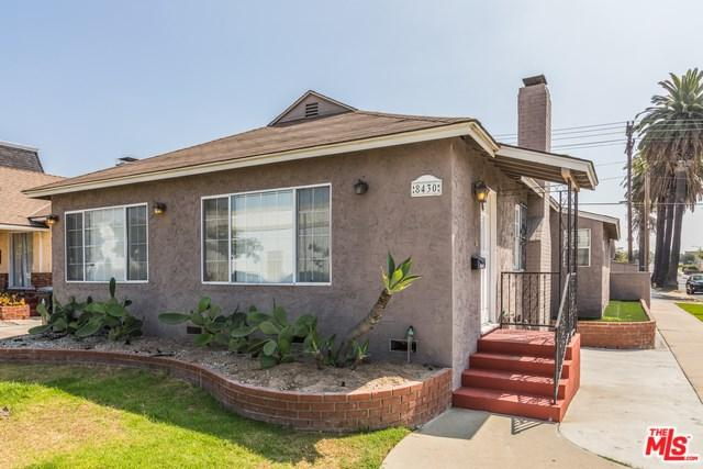 8430 Fordham Road, Los Angeles (City), CA 90045 (#18377034) :: Team Tami