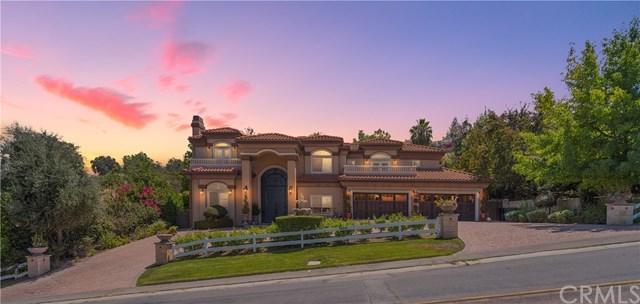 2800 Steeplechase Lane, Diamond Bar, CA 91765 (#CV18181602) :: Z Team OC Real Estate
