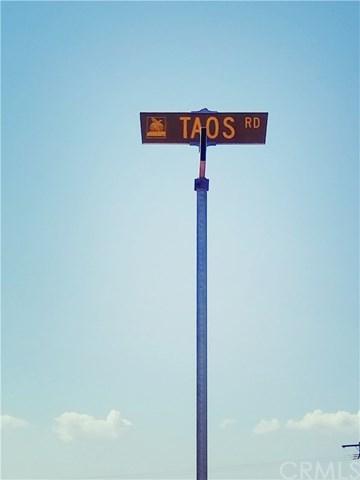 0 Taos Road, Apple Valley, CA 92307 (#IG18201345) :: Mainstreet Realtors®