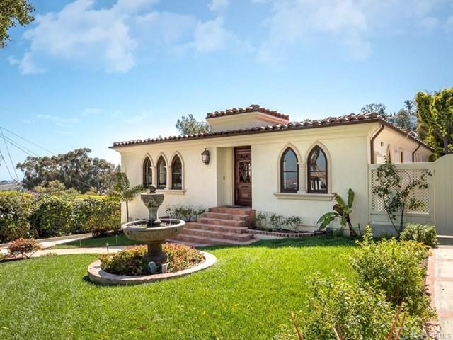6612 Via Siena, Rancho Palos Verdes, CA 90275 (#PV18201369) :: Millman Team