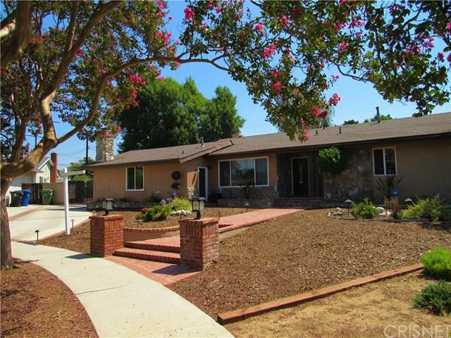 17147 Vintage Street, Northridge, CA 91325 (#SR18200905) :: Z Team OC Real Estate