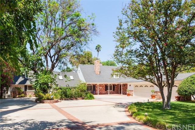 17211 Rancho Street, Encino, CA 91316 (#SR18199963) :: RE/MAX Masters