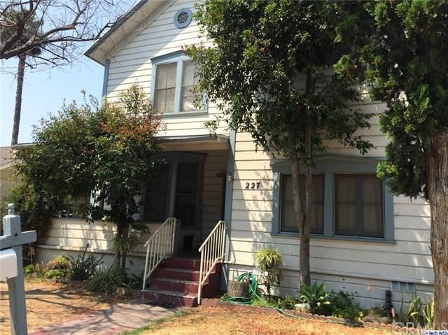 227 N Everett Street, Glendale, CA 91206 (#318003304) :: The Darryl and JJ Jones Team