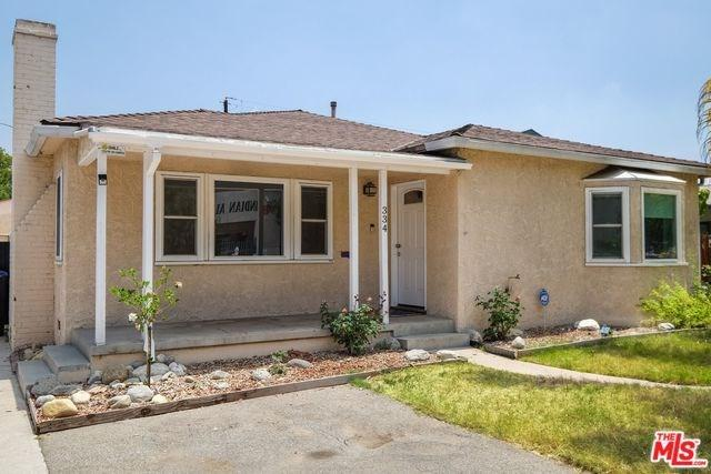 334 N Parish Place, Burbank, CA 91506 (#18377198) :: Z Team OC Real Estate