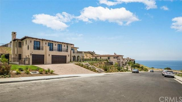 32020 Cape Point Drive, Rancho Palos Verdes, CA 90275 (#SB18169084) :: Millman Team