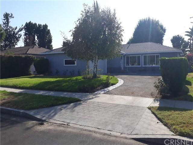 7509 Cozycroft Avenue, Winnetka, CA 91306 (#SR18201637) :: RE/MAX Masters