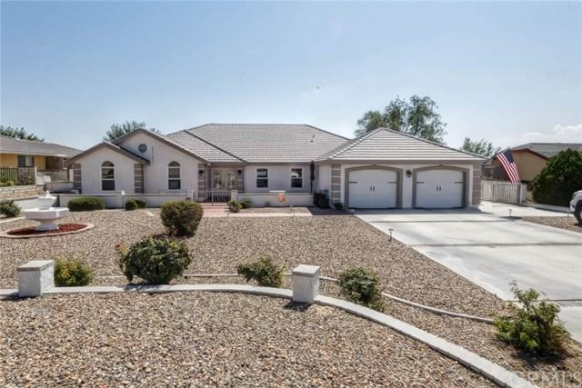 26803 Hitching Post Lane, Helendale, CA 92342 (#OC18201762) :: RE/MAX Masters
