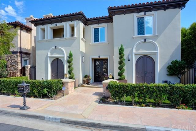 508 Westminster, Newport Beach, CA 92663 (#OC18201781) :: Doherty Real Estate Group
